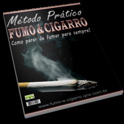 Ebook Fumo & Cigarro: Método Prático - Como Para de Fumar!